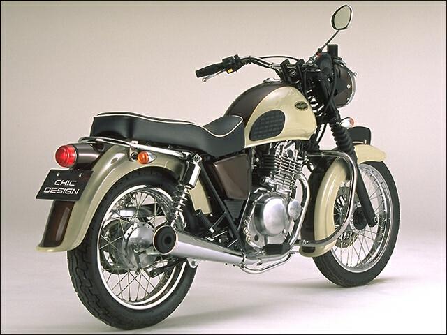 Suzuki Gel Seat Tux